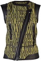 tweed vest