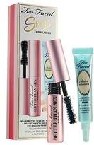 Too Faced Sexy Lids and Lashes Deluxe Mascara, Anti-crease Eye Shadow Primer, 2-pc Set