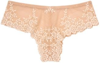 Wacoal Embrace Lace Blush Briefs