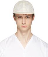 SASQUATCHfabrix. Off-white Washi Paper Cap