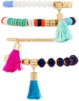 BaubleBar 26671 Antigua Bracelet Quartet