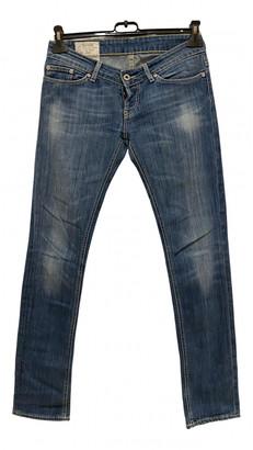 Dondup Blue Denim - Jeans Jeans