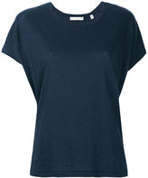 Vince scoop neck T-shirt - women - Cotton - XS