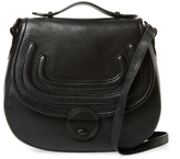 Foley + Corinna Stephi Leather Saddle Crossbody