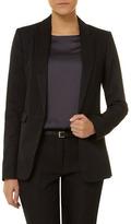 Dorothy Perkins Black jacquard suit jacket