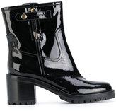 Gianvito Rossi block heel boots