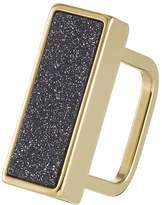 Sabrina Dehoff Ring goldcoloured/blue