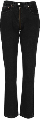 Vetements Straight Leg Jeans