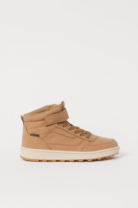 H&M Waterproof High Tops - Beige