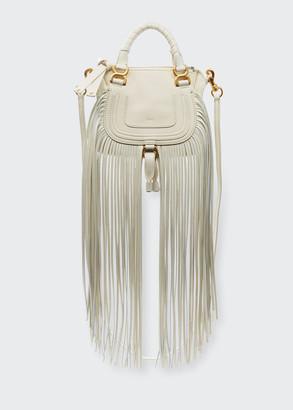 Chloé Marcie Mini Fringe Satchel Bag