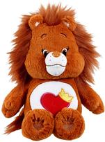 Care Bears Medium Plush with DVD Brave Heart Lion