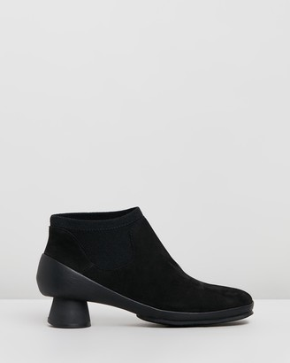 Camper Women's Black Chelsea Boots - Alright Chelsea Boots - Size One Size, 35 at The Iconic
