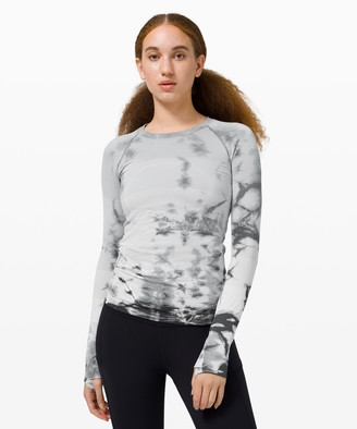 Lululemon Swiftly Tech Long Sleeve 2.0 *Wash