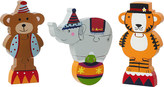 Orange Tree Toys Vintage Circus mini wooden puzzle