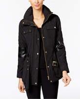 Calvin Klein Quilted Utility Jacket