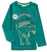 Bob Der Bar Dino Print T-Shirt
