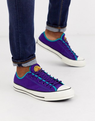 Converse Chuck '70 Archival Terry trainers in purple
