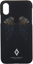 Marcelo Burlon Heart Wings Iphone X Case