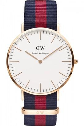 Daniel Wellington Mens Oxford 40mm Watch DW00100001