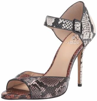 Vince Camuto womens Sessen Heeled Sandal