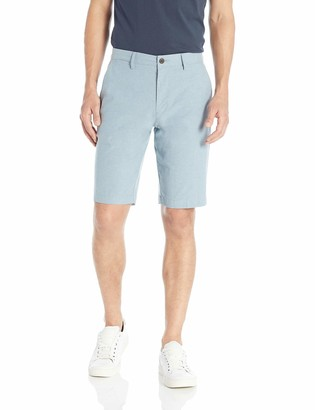 "Goodthreads Amazon Brand Men's 11"" Inseam Lightweight Oxford Shorts"