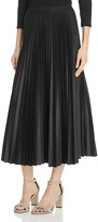 Theory Dorothea Pleated Skirt
