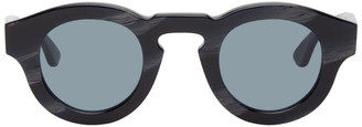 Thierry Lasry Blue Rumbly Sunglasses