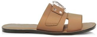 3.1 Phillip Lim Alix Flat Leather Sandals