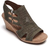 Cobb Hill Janna Perforated Wedge Sandal