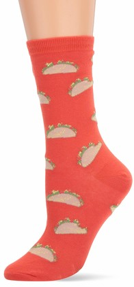K. Bell Socks K. Bell Women's Food & Drink Novelty Casual Crew Socks