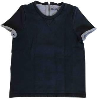 Petit Bateau Navy Cotton Knitwear for Women