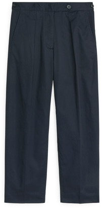 Arket Relaxed Cotton Chinos