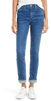 Rag & Bone Women's Lou High Waist Skinny Jeans