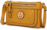 Mkf Collection By Mia K. MKF Collection by Mia K. Women's Handbags Yellow - Mustard Elania Crossbody Bag