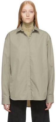 Totême Grey Lago Shirt