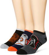 Star Wars STARWARS 3-pk. Athletic Low-Cut Socks
