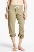 Monrow Vintage Fleece Sweatpants