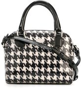 Dolce & Gabbana houndstooth shoulder bag