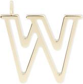Chloé Alphabet W pendant