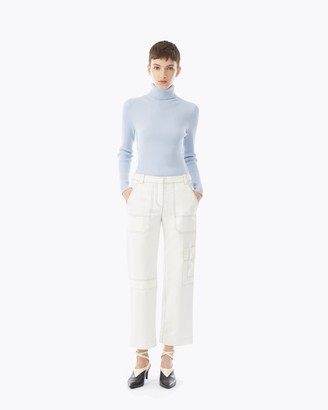 3.1 Phillip Lim Ribbed Turtleneck Sweater