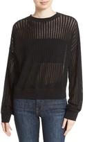 Theory Women's Verlina B Refine Merino Wool Sweater