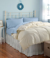 L.L. Bean Baffle-Box Stitch Down Comforter, Warmer