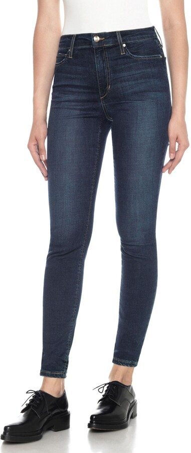Joe's Jeans Flawless - Charlie High Rise Ankle Skinny Jeans
