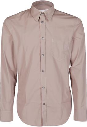 Maison Margiela Dust Pink Cotton Shirt