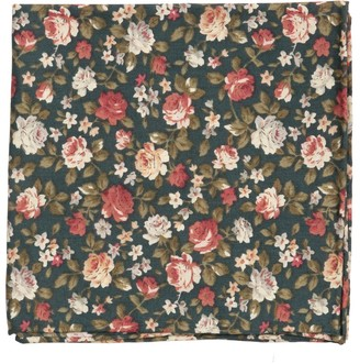 The Tie Bar Moody Florals