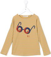 Bobo Choses glasses print T-shirt