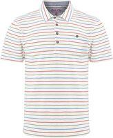 White Stuff Tool Stripe Polo