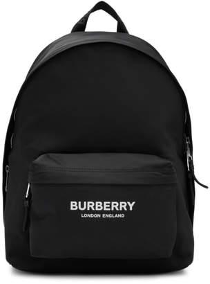 Burberry Black Jett Backpack