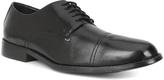 Giorgio Brutini Black Renzo Leather Oxford