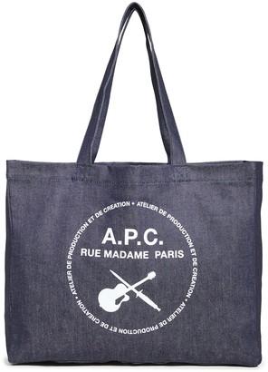 A.P.C. Guitare Poignard Shopping Bag